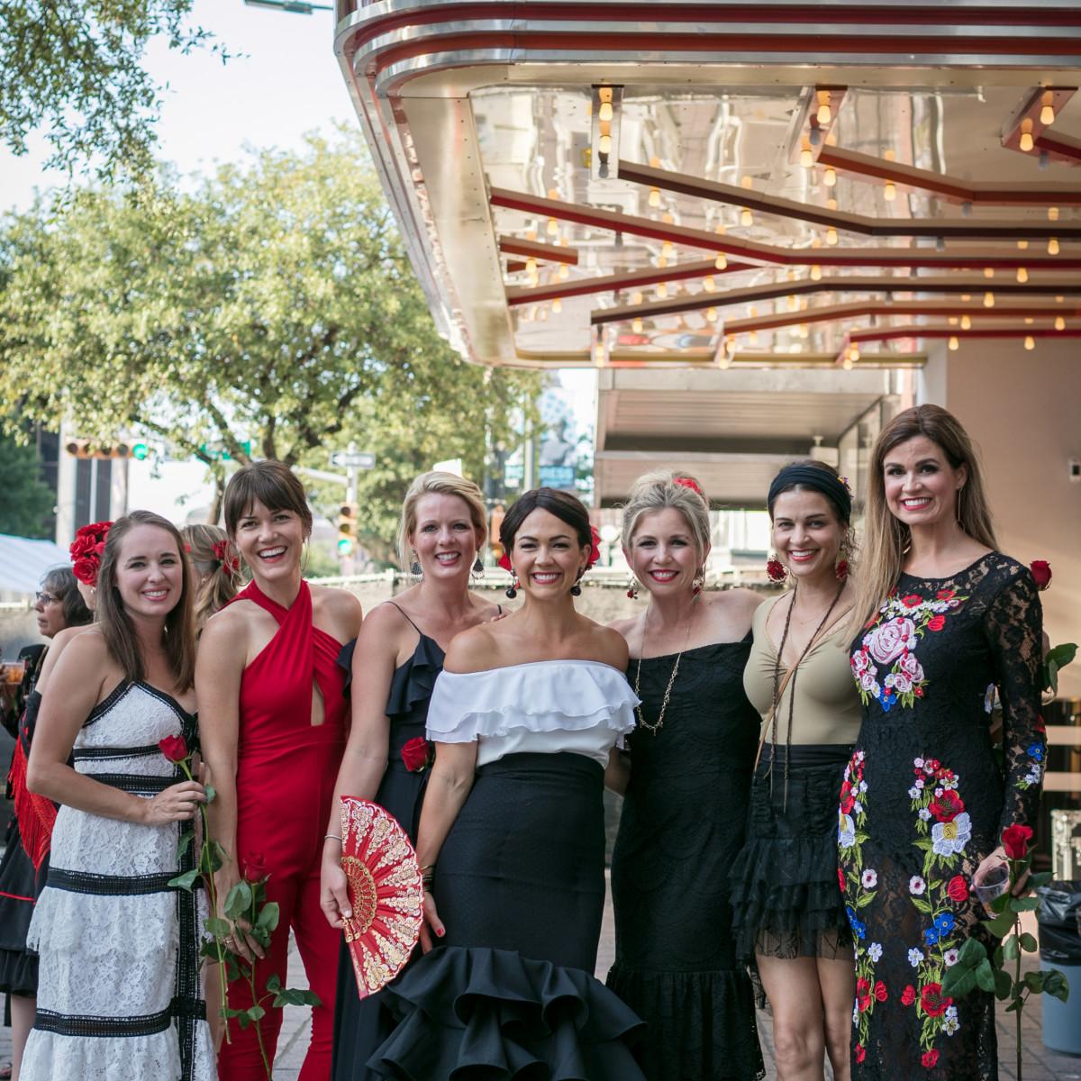 Paramount Theatre 2018 gala