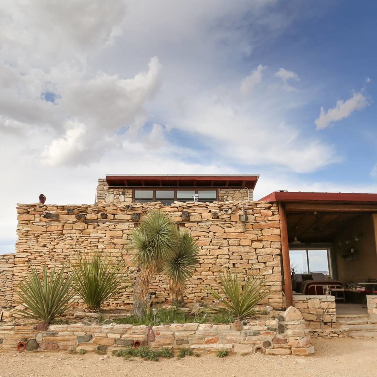 Terlingua West Texas ghost town vacation rental Airbnb