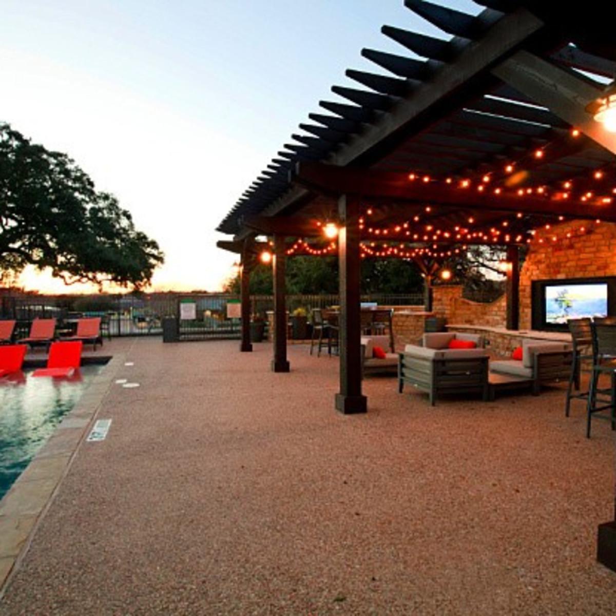 Overton Trails apartment Fort Worth