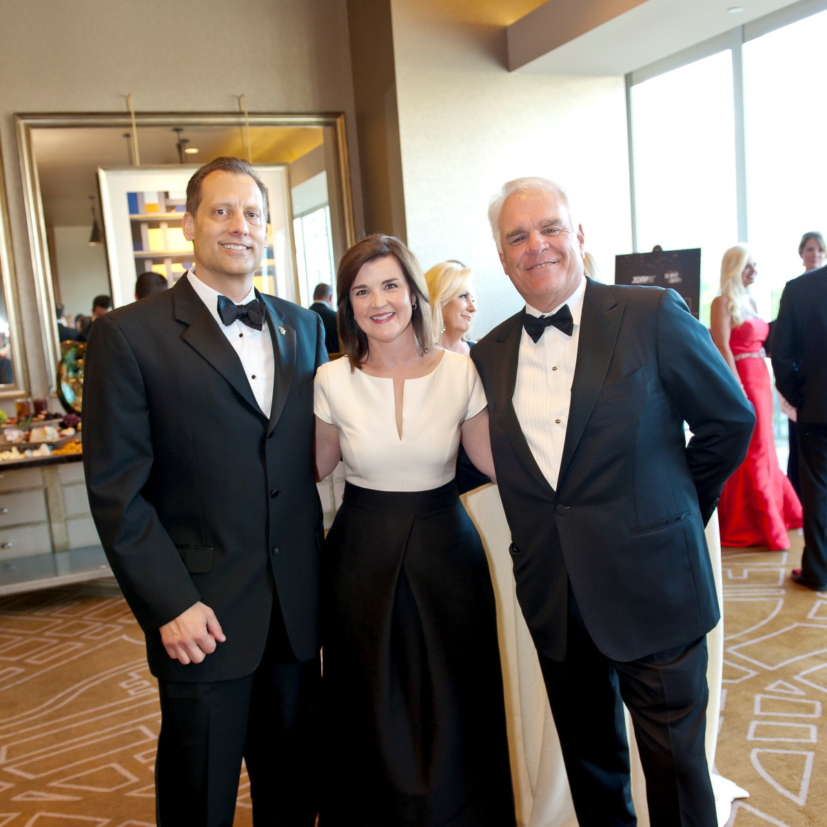 Scott Paul, Amy Camp and Jim Lites
