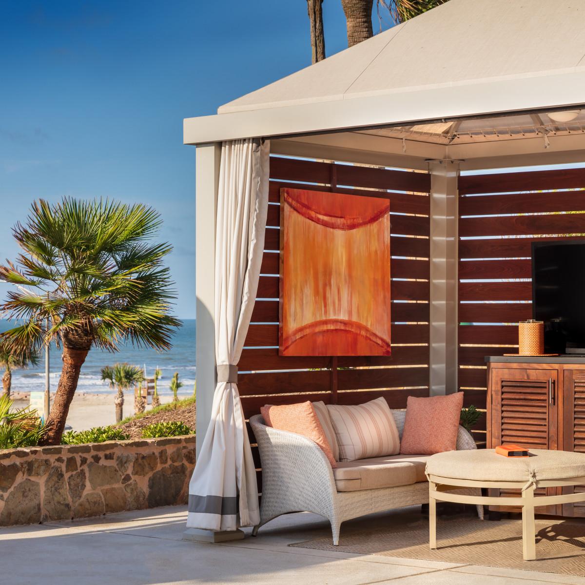 San Luis Resort cabana