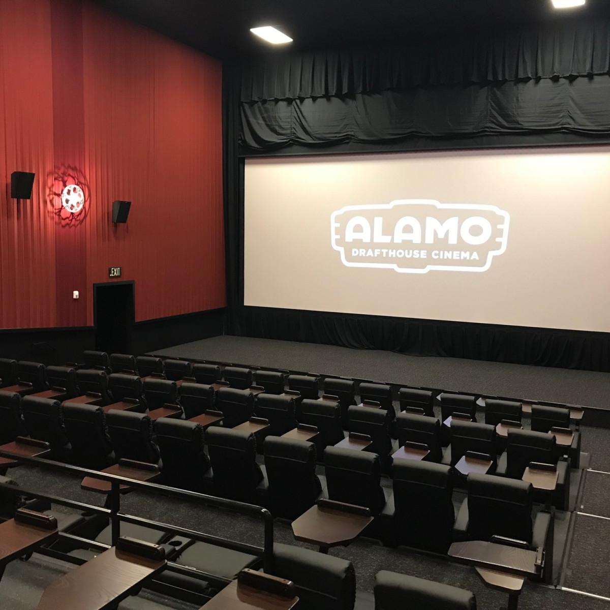 Alamo Drafthouse Katy theater