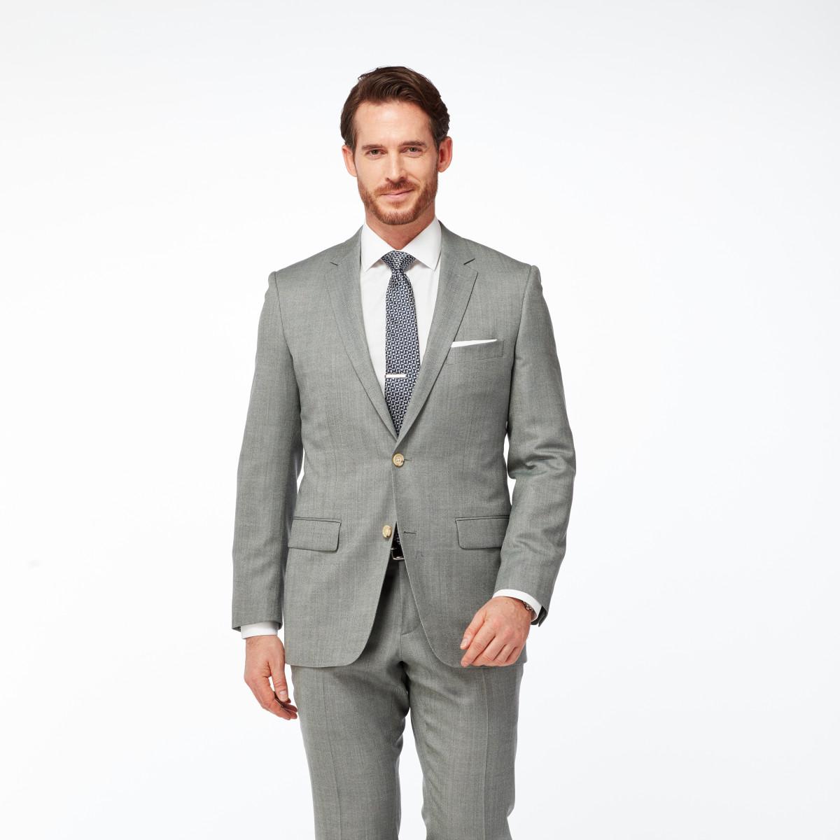 Dusk Birdseye Suit