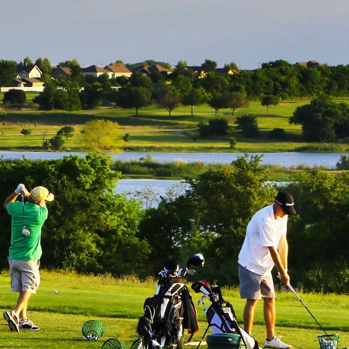 Plum Creek Golf Course in Kyle, Texas