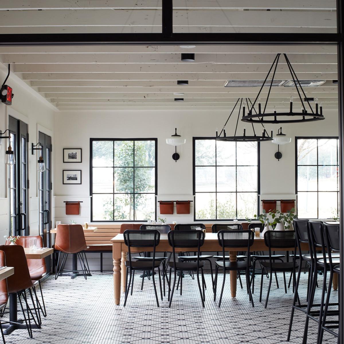 Magnolia Table Waco interior