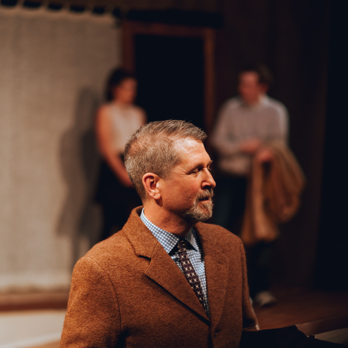 Stan Graner in The Cherry Orchard
