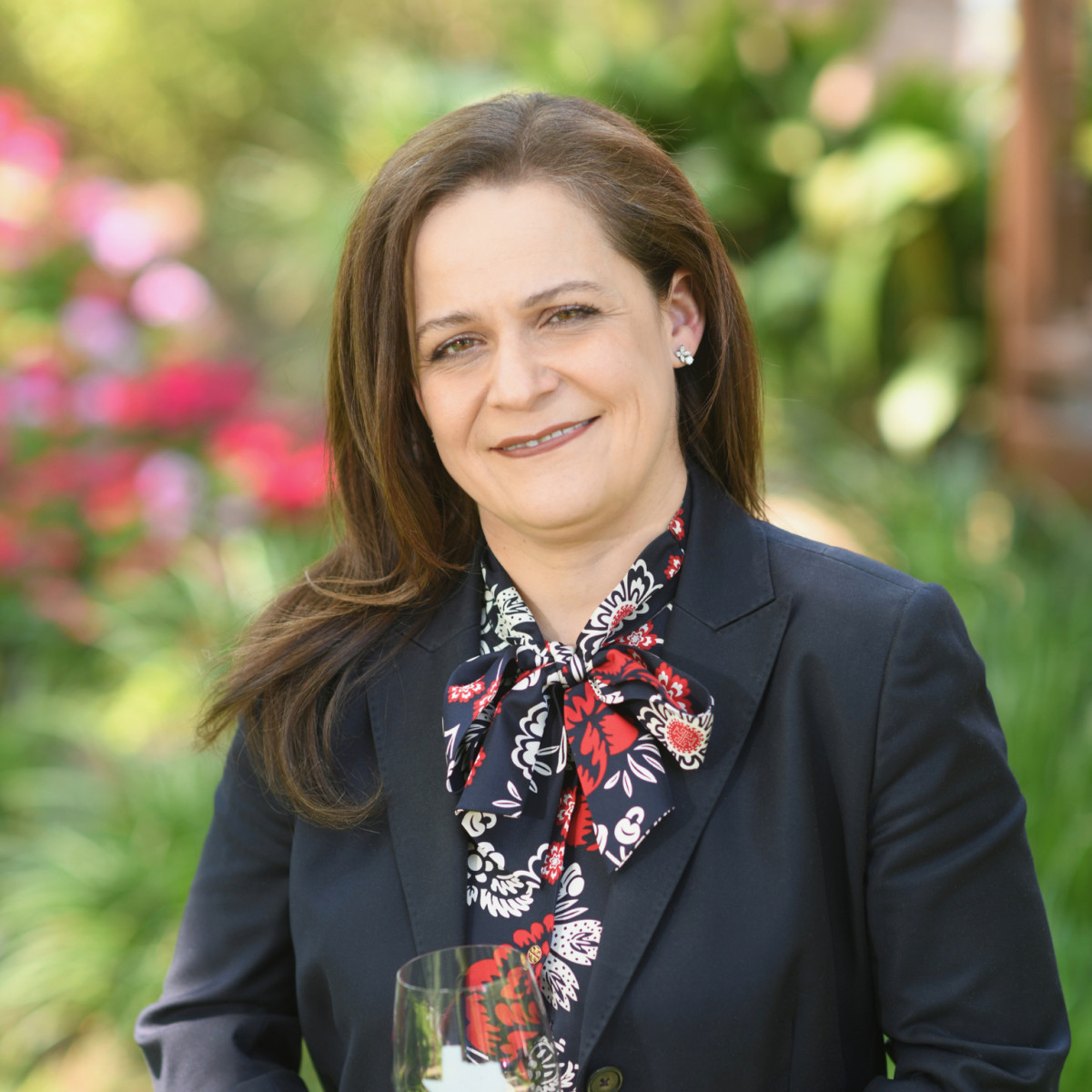 Houstonian Sommelier Vanessa Boyd