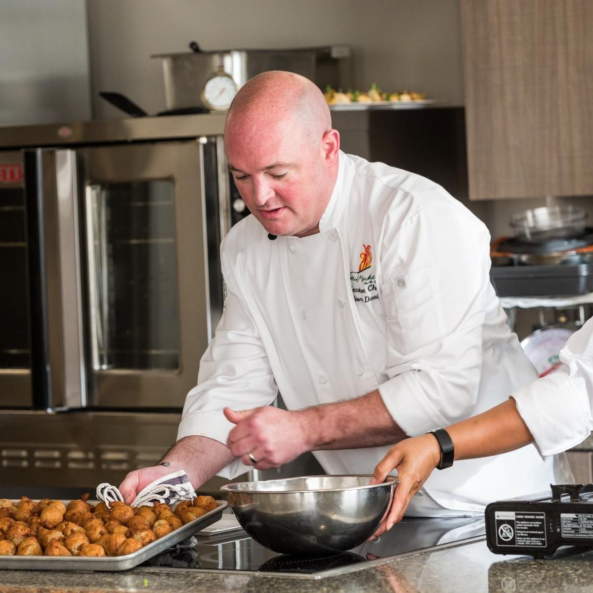 Central Market Executive Chef Monte Davis