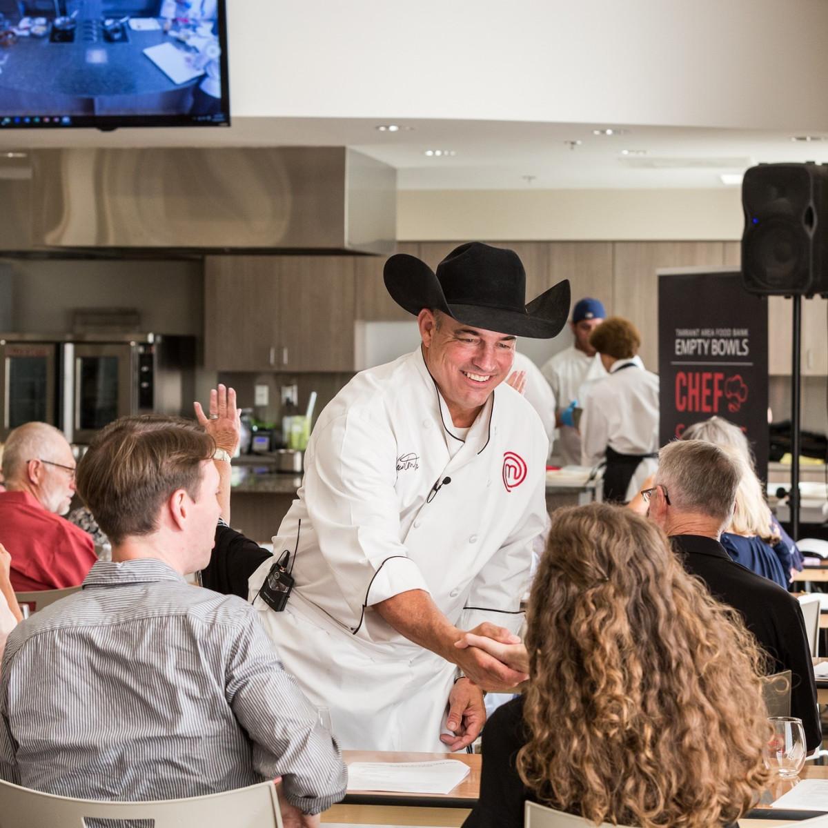 Cowboy Chef Mike Newton