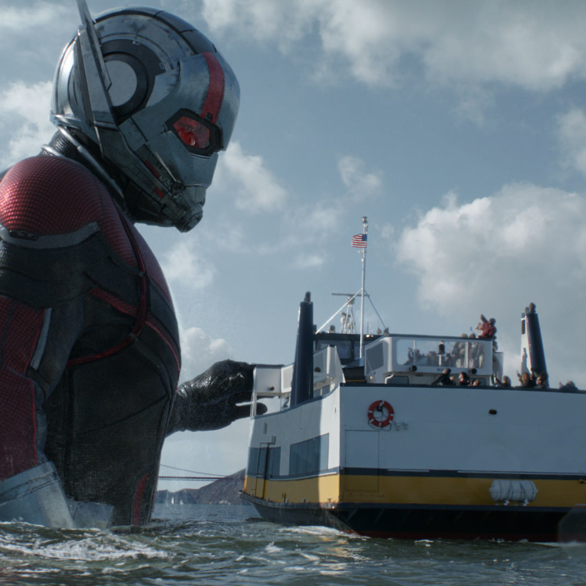 Giant Ant-Man in Ant-Man and the Wasp