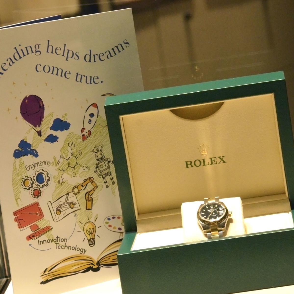 Deutsch & Deutsch Rolex