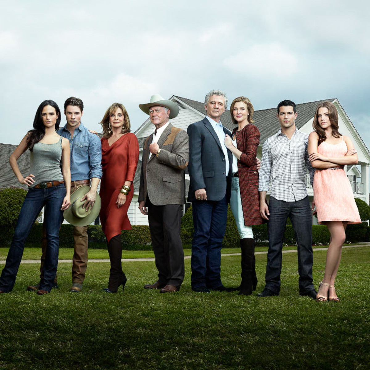 Dallas, new TV show, June 2012