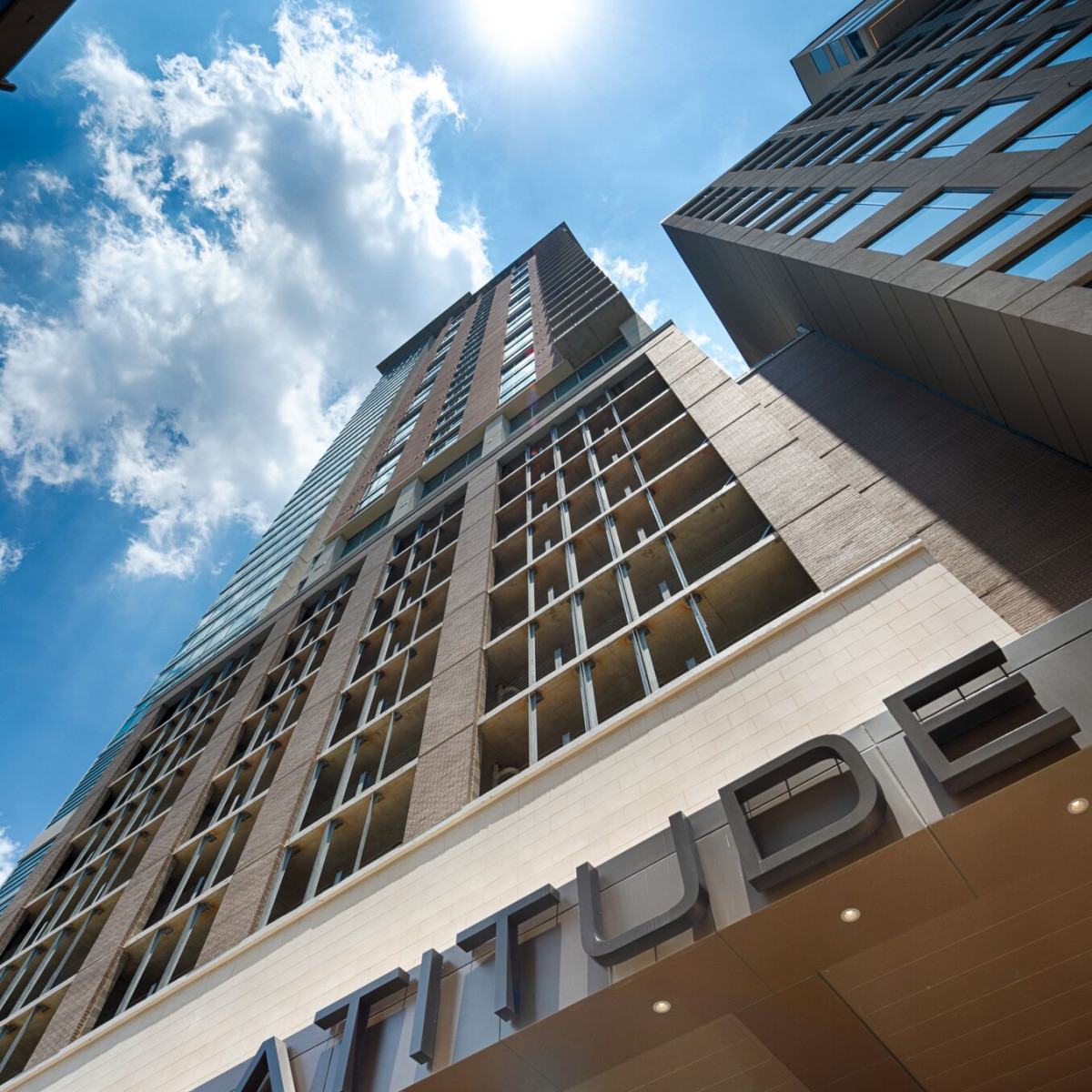 Latitude Med Center apartments Houston