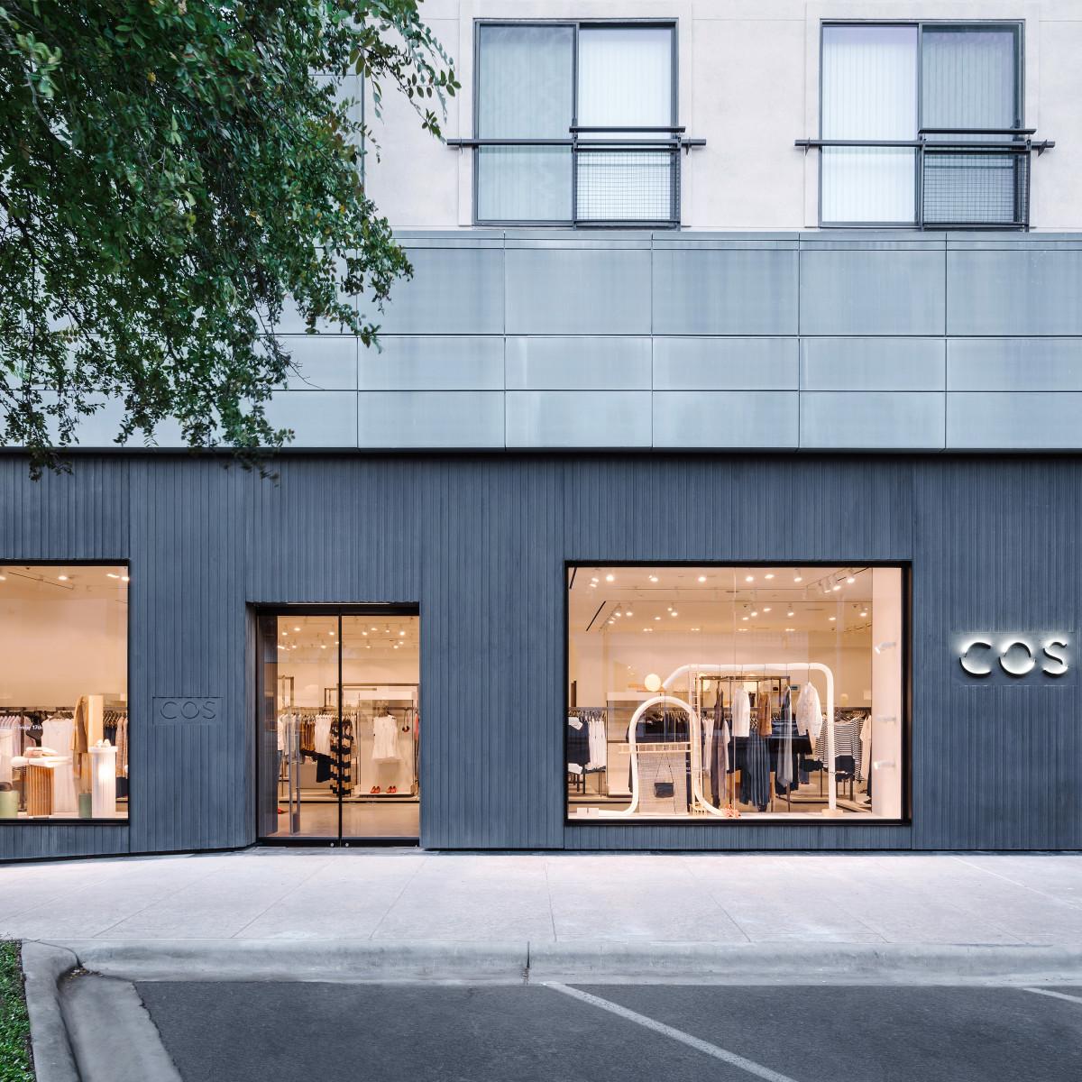 COS Austin store