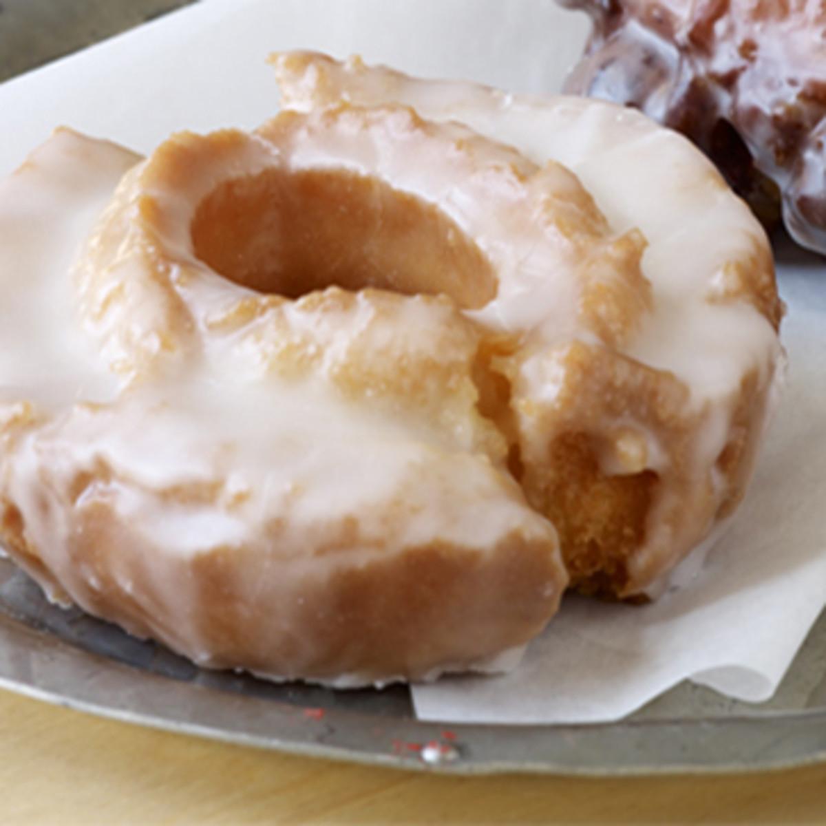 Top Pot doughnuts