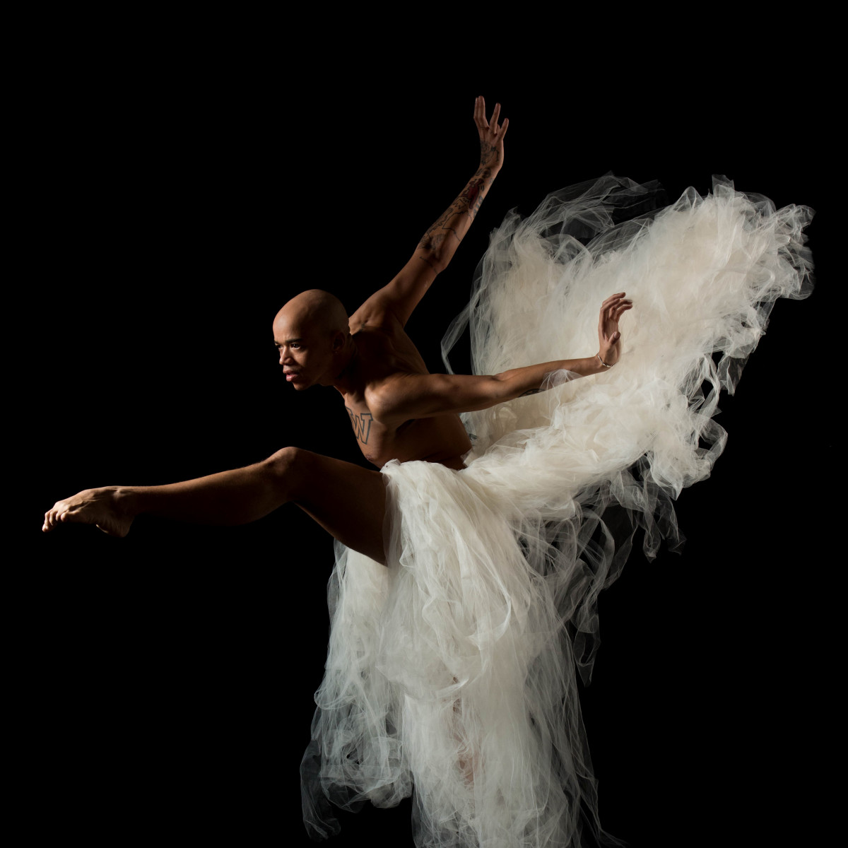 SPA: Terk Waters of the Complexions Contemporary Ballet