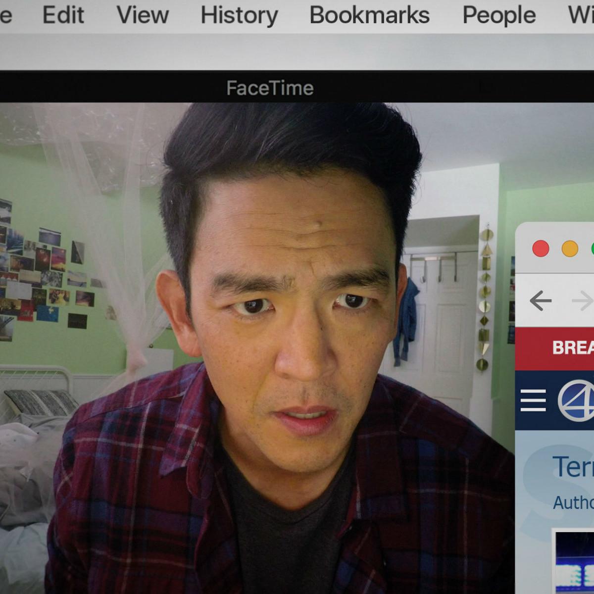 John Cho in Searching