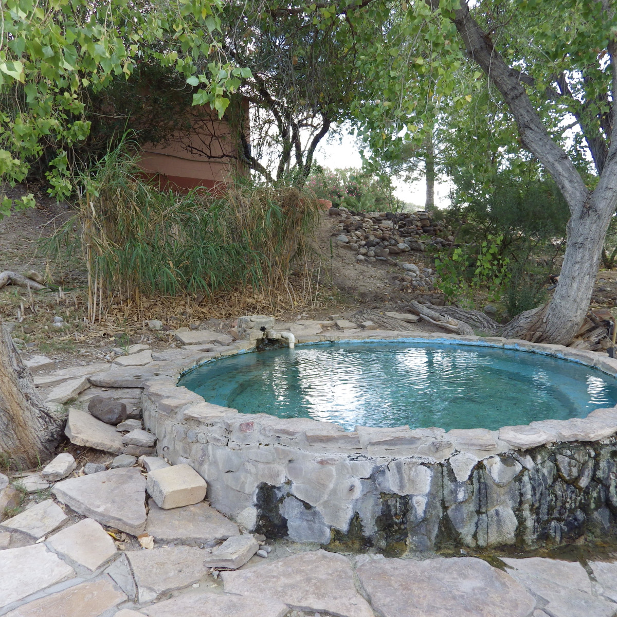Chinati Hot springs west texas