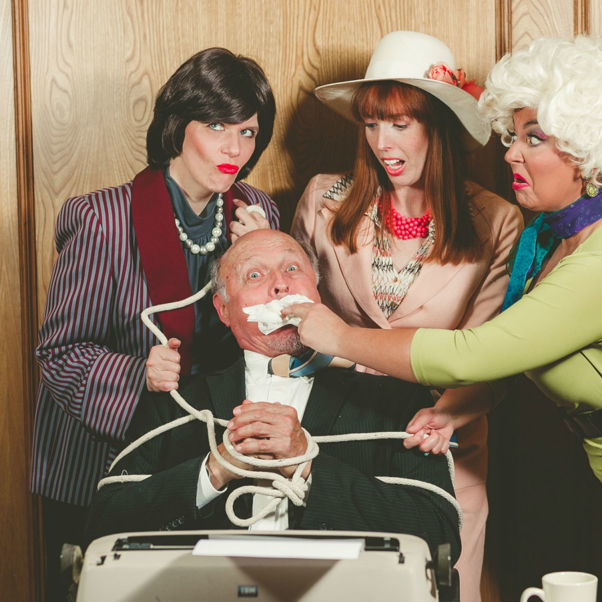 Theatre Arlington presents 9 to 5 The Musical