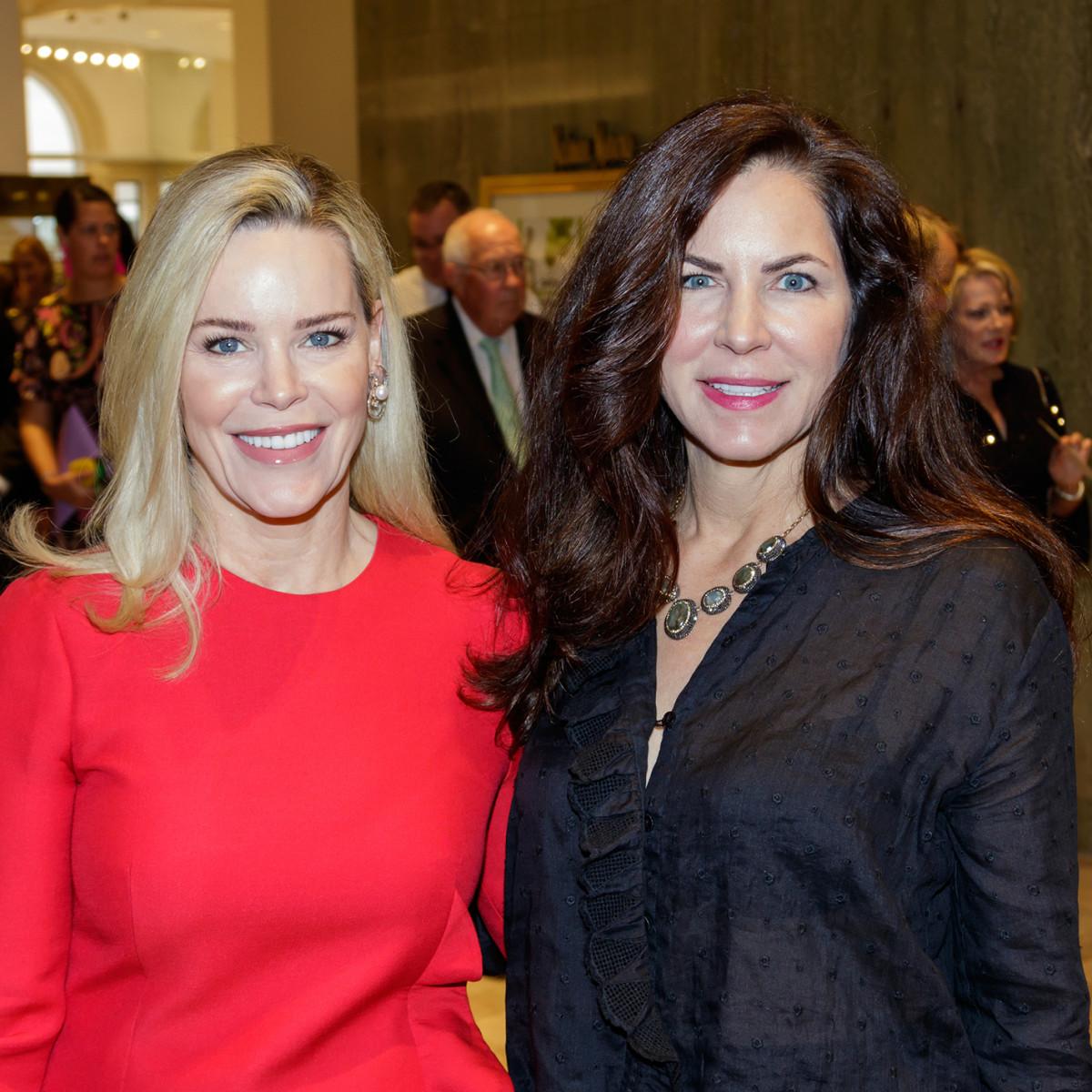 Rachel Dedman, Lisa Arpey
