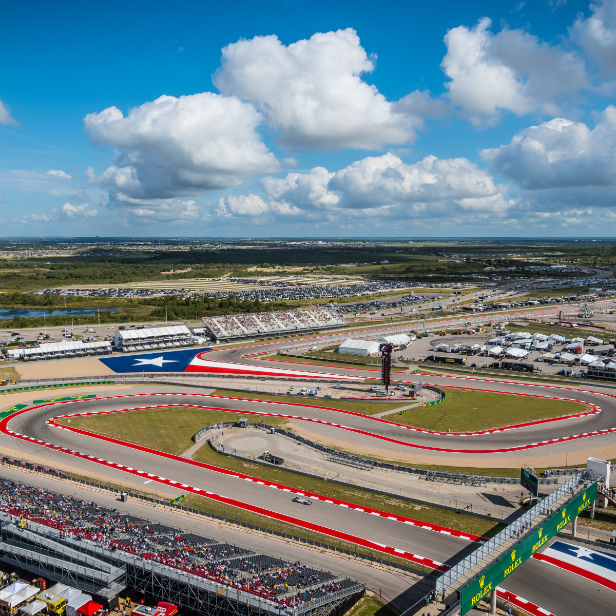 Circuit of the Americas track