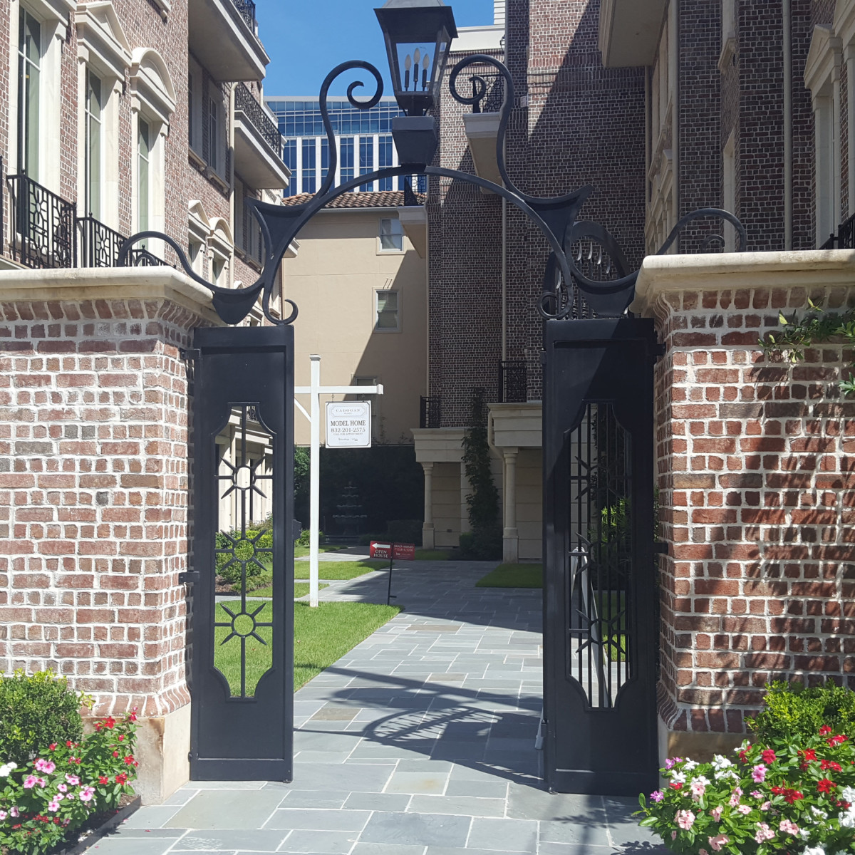 Cadogan Place townhomes