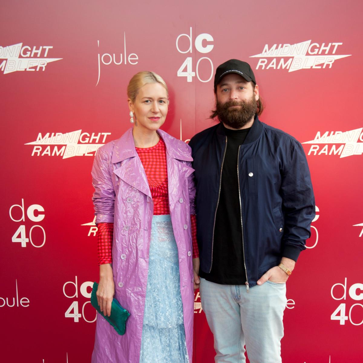 Kristen Cole, Joe Cole