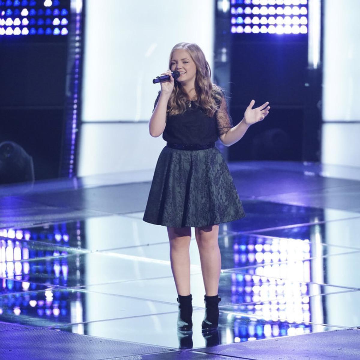 Sarah Grace The Voice