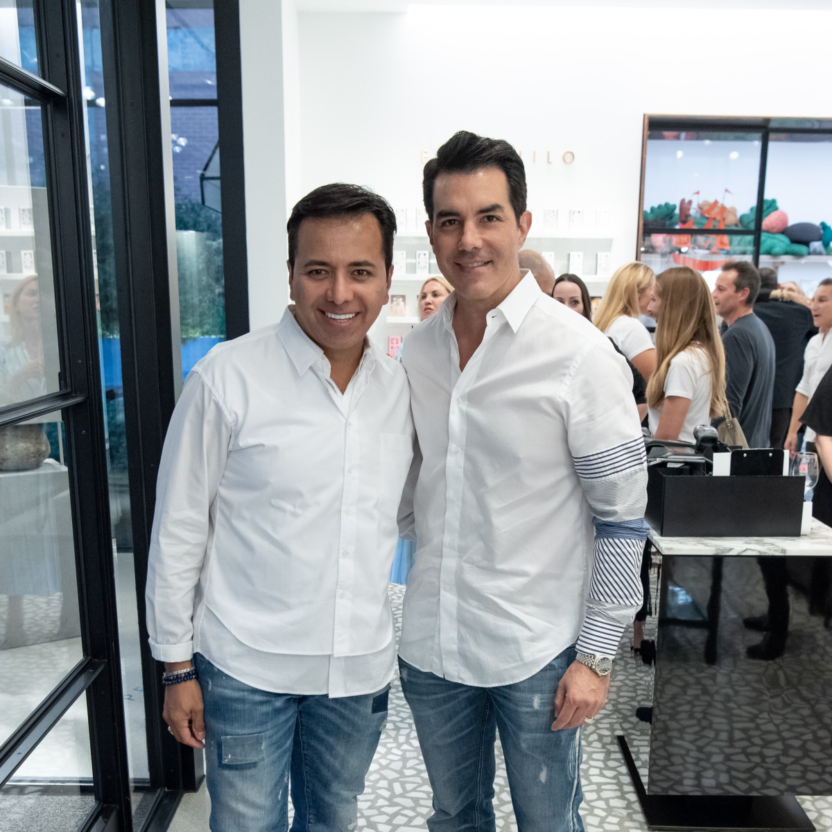 David Morales, Gabriel Suarez