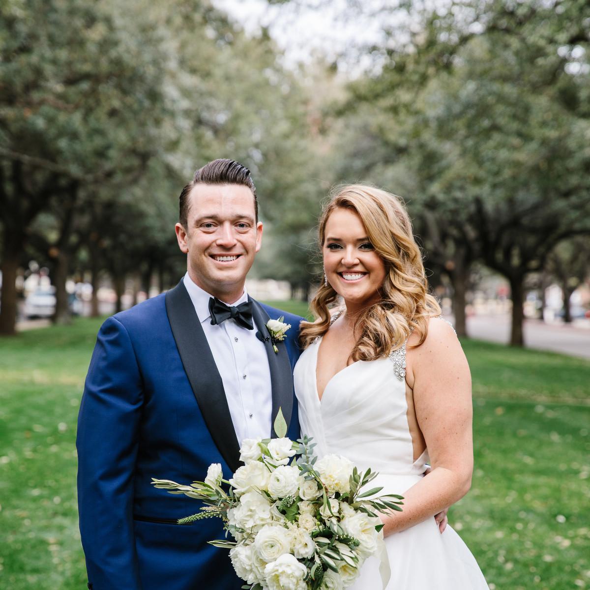 Adams Floyd wedding