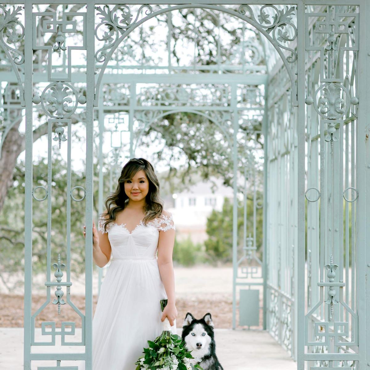 Anthony Luong and Kimberly Kim wedding