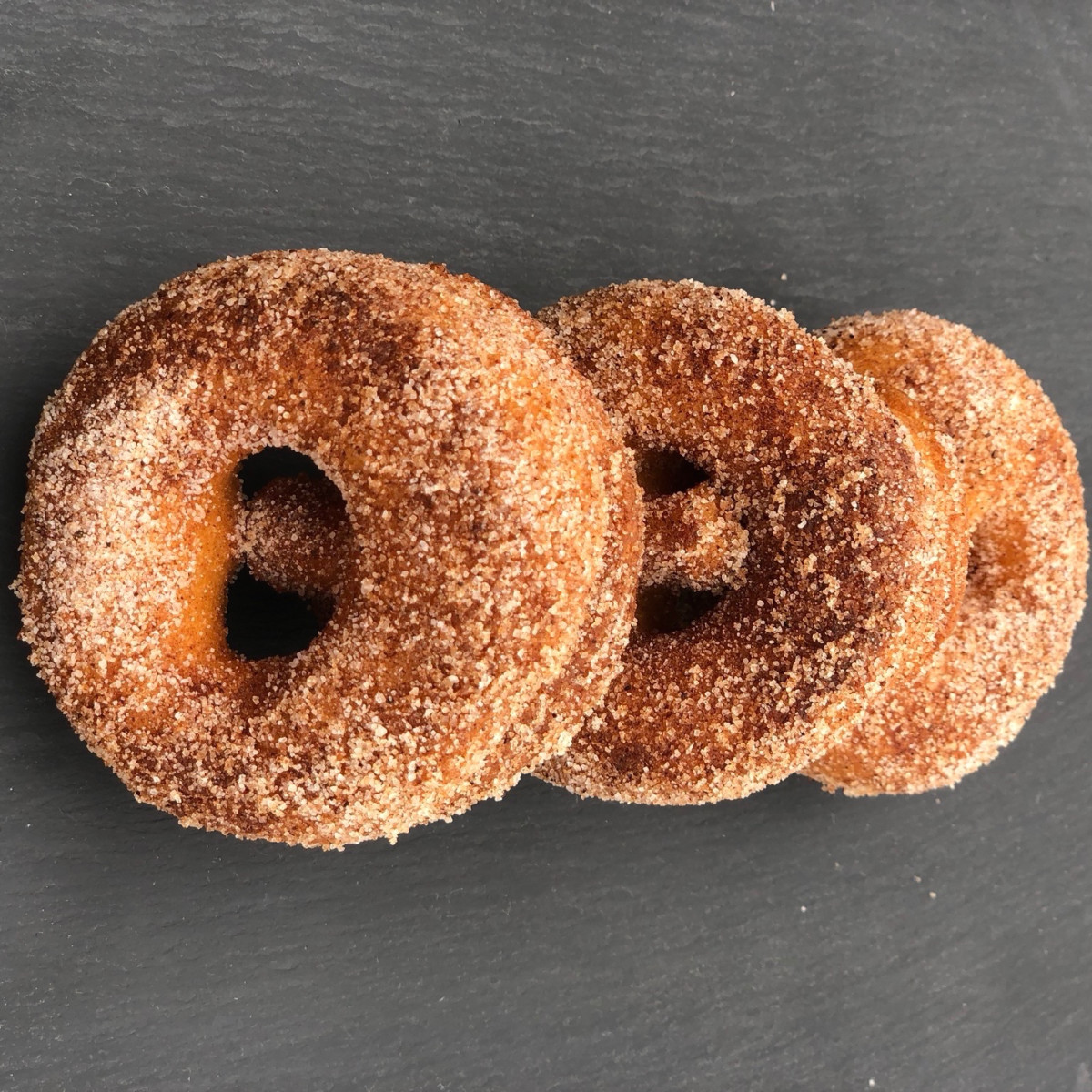 The Roastery Bellaire HEB mini donuts
