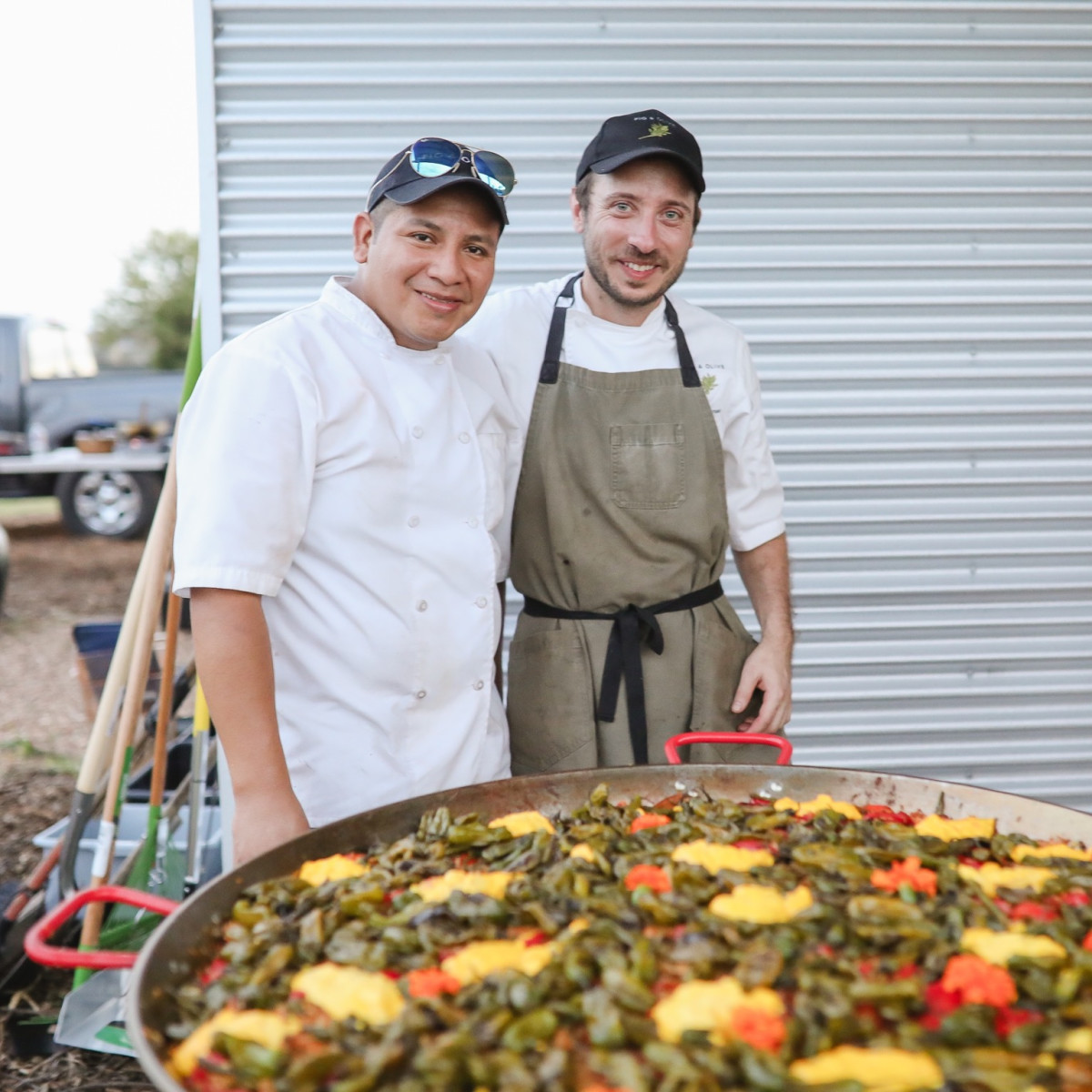 Recipe for Success Tommy Laczyinskis Fig Tart Fig & Olive