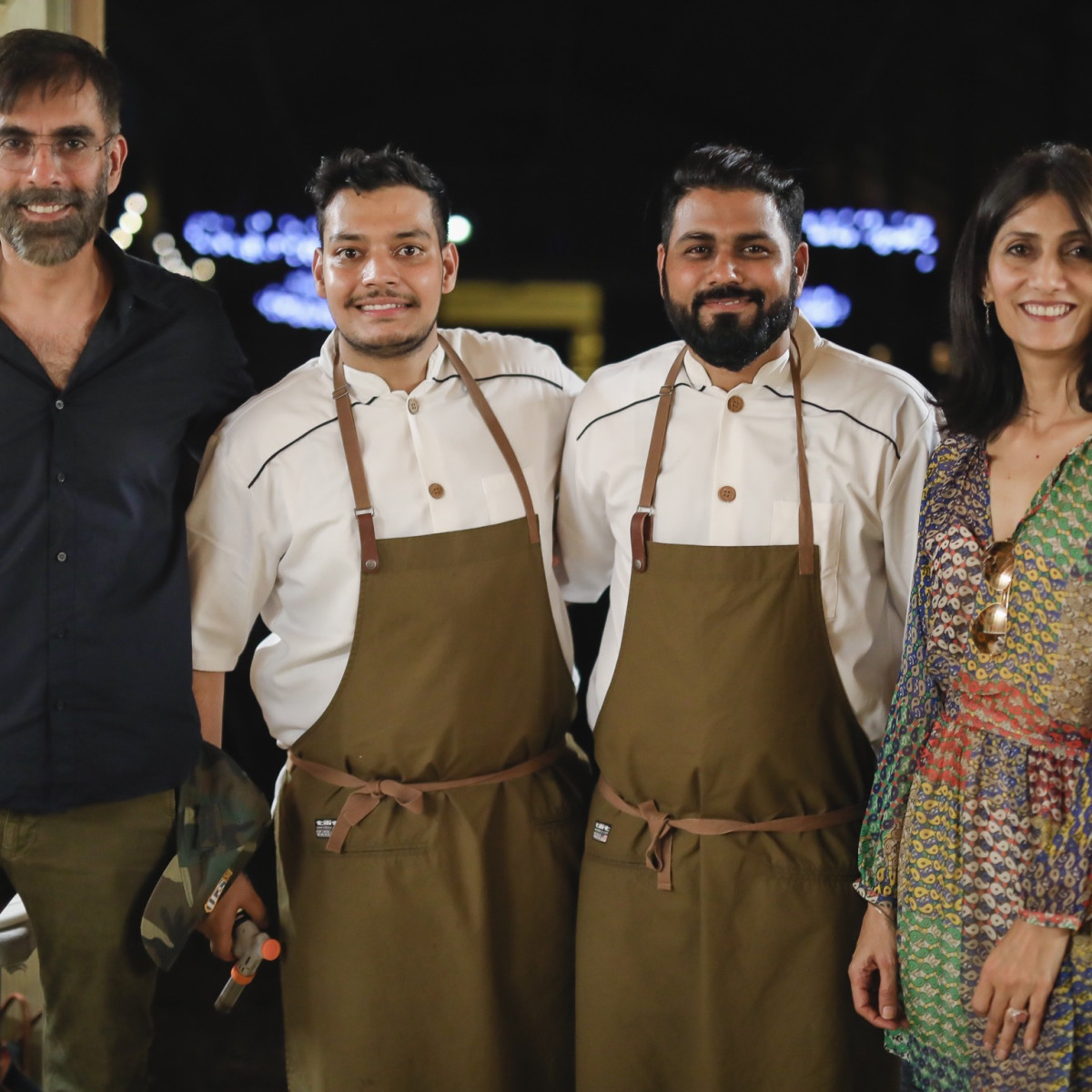 Recipe for Success Shammi Malik, Shivek Suri, Mayank Istwal, Mithu Malik Musaafer
