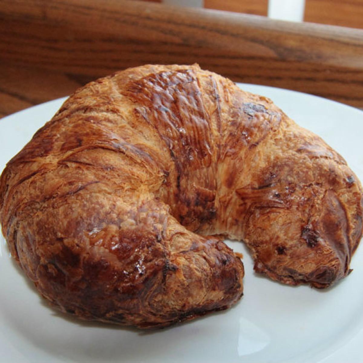 croissants, Rush