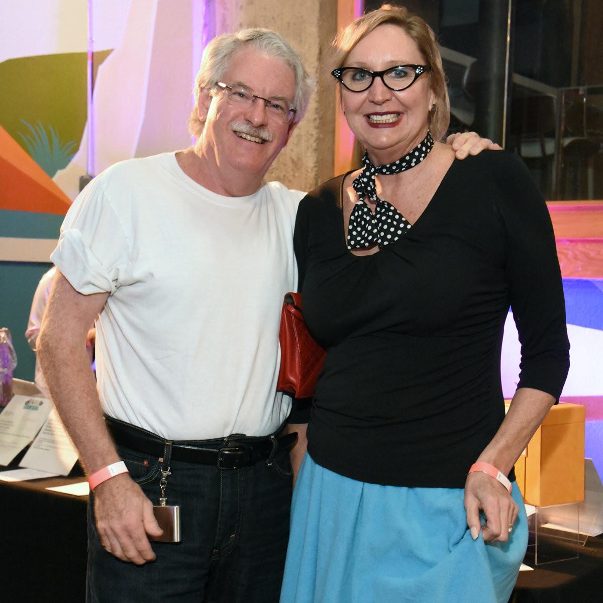 Tom Palmer, Valerie Palmer