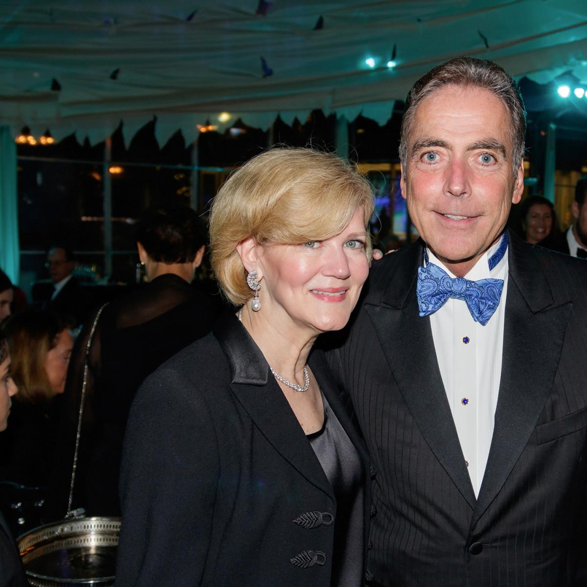 Ellen Winspear, Cleve Schneider