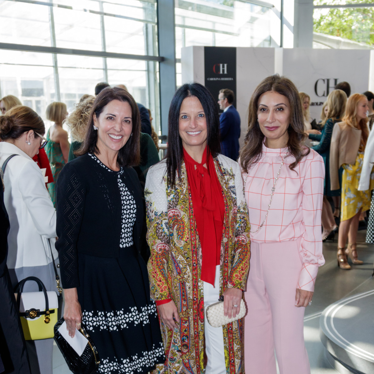 Sharon Bowers, Kimberly Williams, Aneeta Goomar