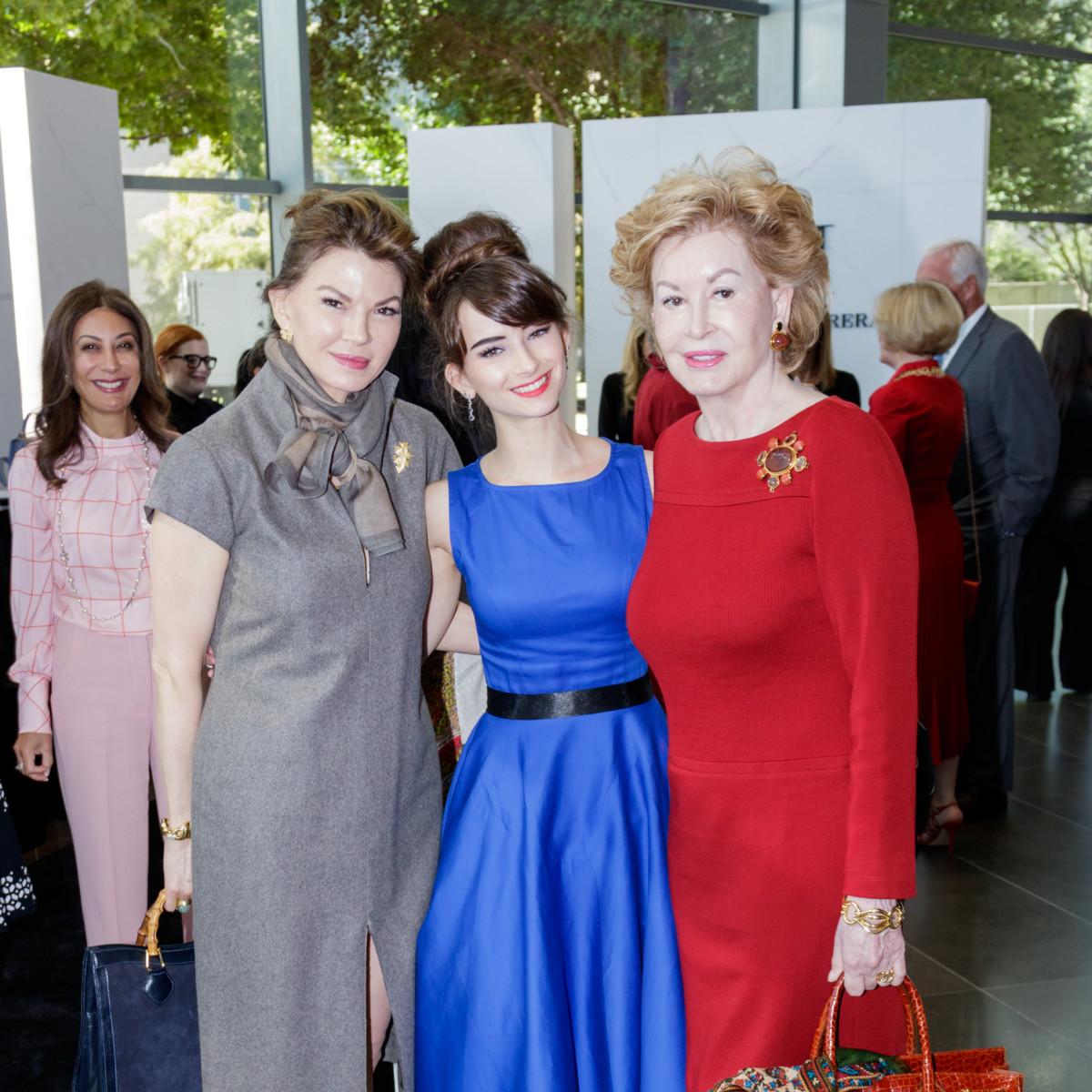 Roxanne Phillips, Ekaterina Kouznetsova, Phyllis Coit