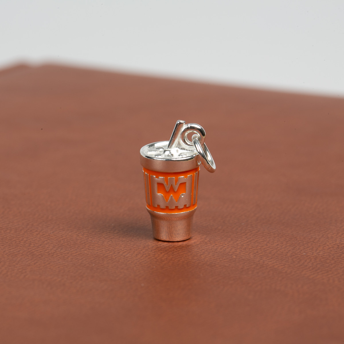 Whataburger cup James Avery charm