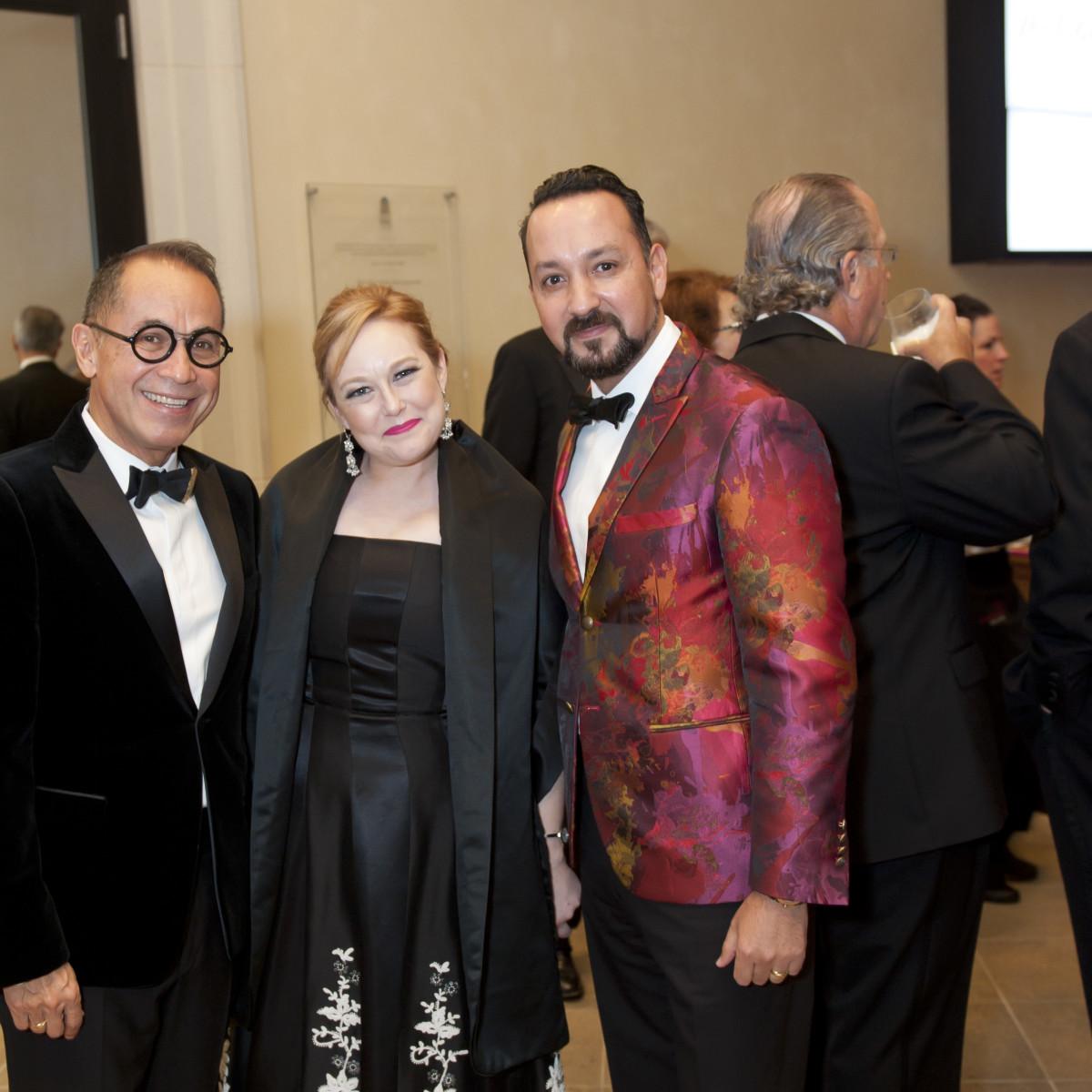 Agustin Arteaga, Amanda Dotseth, Carlos Gonzalez-Jaime