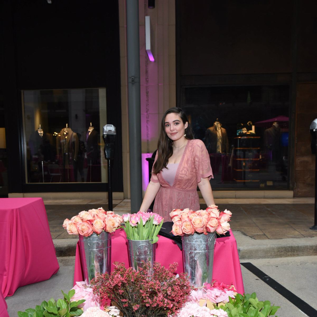 Pink Party 2018 West Ave floral