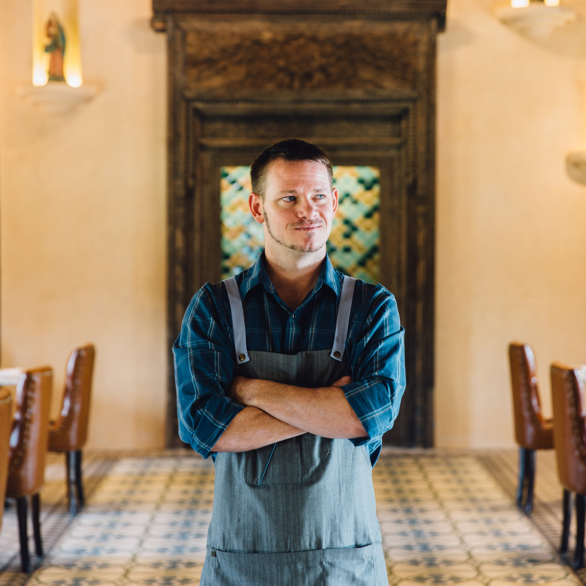 Tillie's restaurant executive chef Brandon Martin