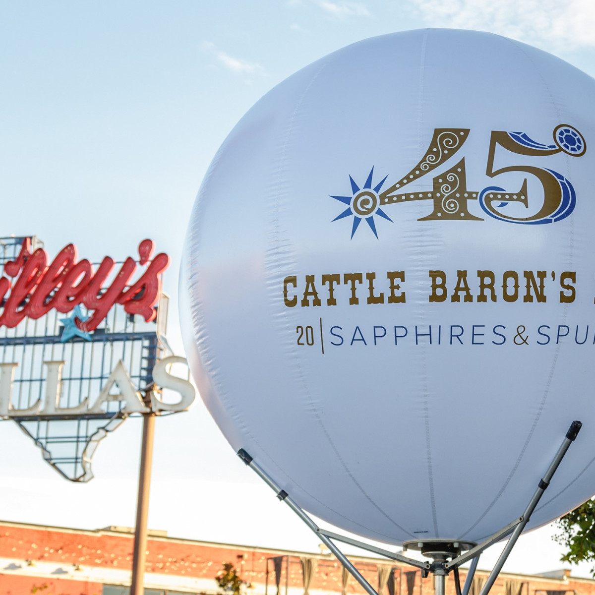 Cattle Baron's Ball 2018
