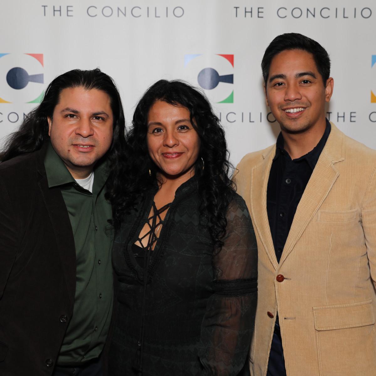 Conrad Alagaban, Karla Torres, Marco Torres