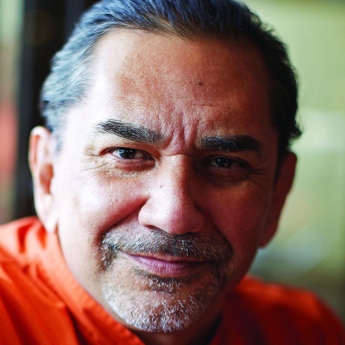 Dallas restaurateur Mico Rodriguez