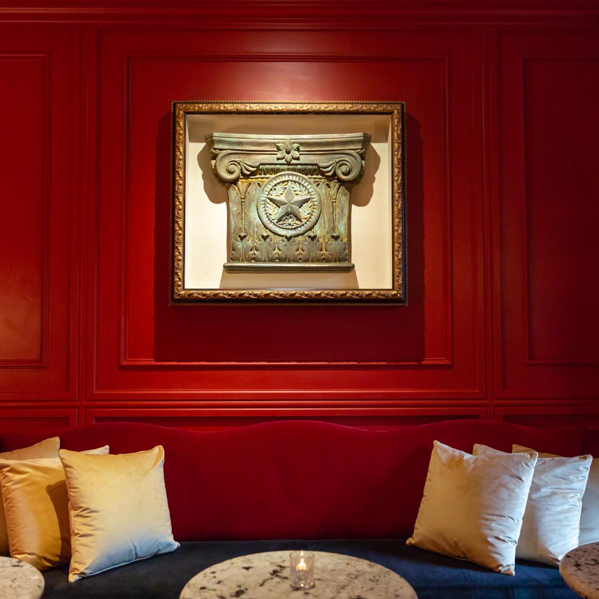 Whisper Room Austin couches