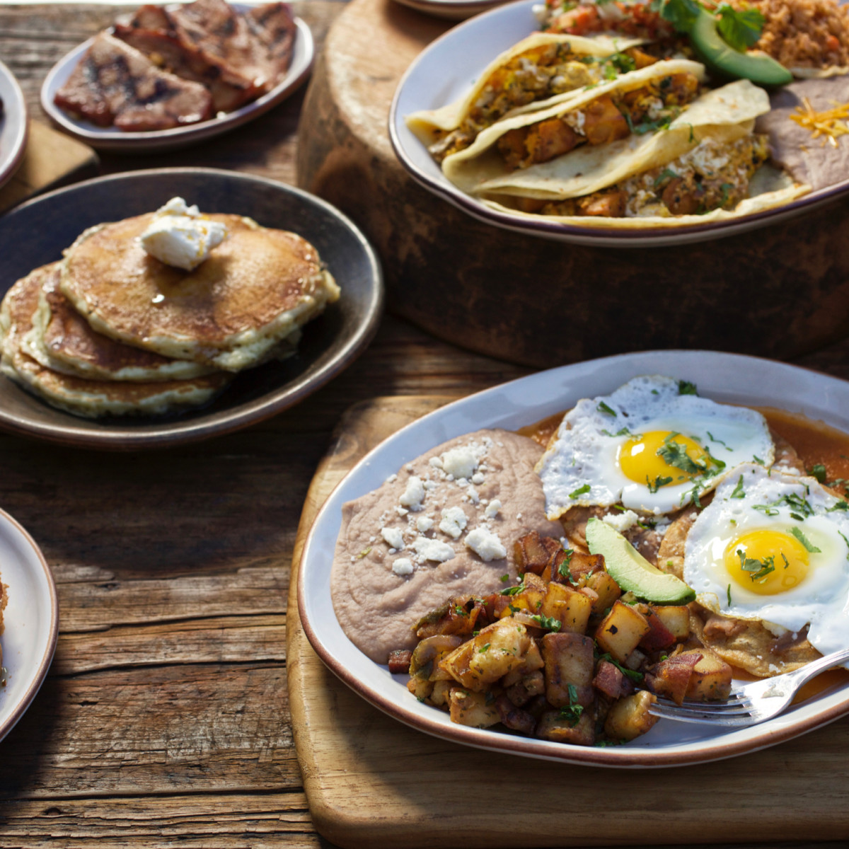Goode Co Kitchen & Cantina breakfast offerings