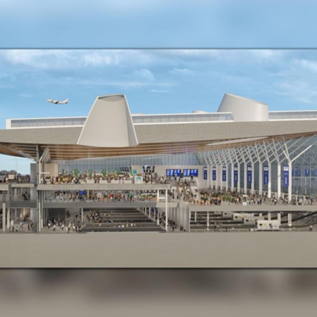 Austin airport expansion