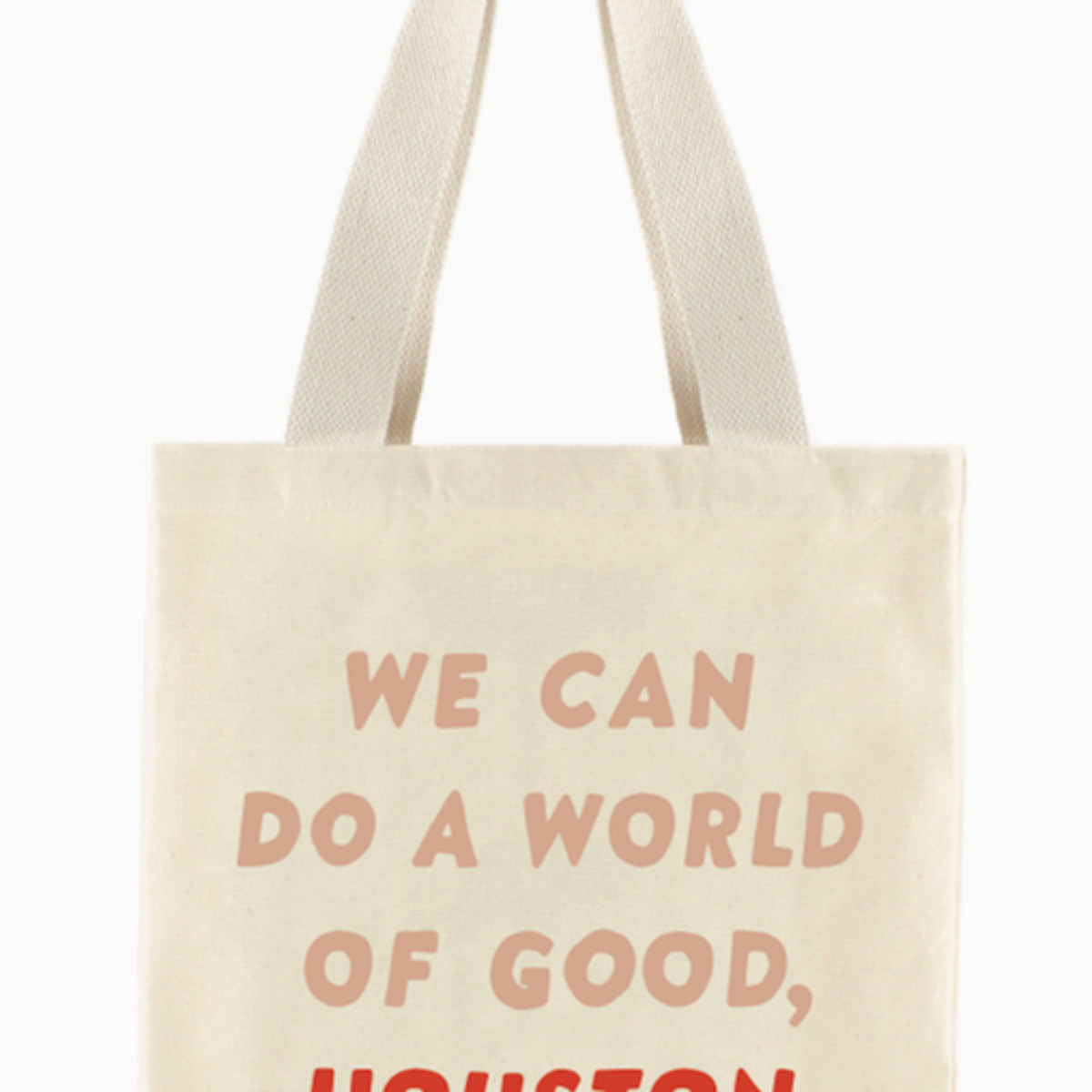 FEED pop up Saint Cloud Lauren Bush bag Houston tote